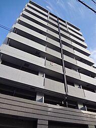 レジュールアッシュ天王寺PARKSIDE[4階]の外観