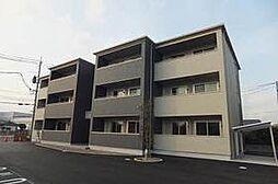 シャーメゾングランデ・カンパーナ A棟[203号室]の外観