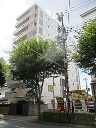 兵庫県尼崎市開明町3丁目の賃貸マンションの外観