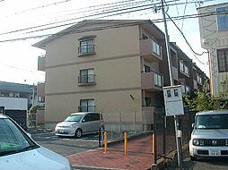 ベイリーフマンション[103号室]の外観