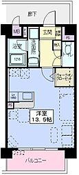 メゾンハピネスII[3階]の間取り