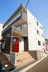 リブリ・FEEL-M湘南Ⅱ[3階]の外観