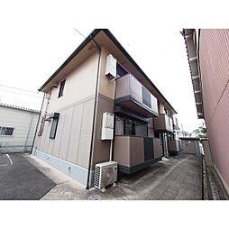奈良県奈良市西九条町1丁目の賃貸アパートの外観