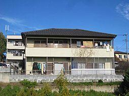 埼玉県川口市大字峯の賃貸アパートの外観