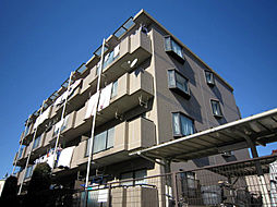 サンハイム多摩[3階]の外観