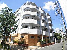 兵庫県芦屋市大桝町の賃貸マンションの外観