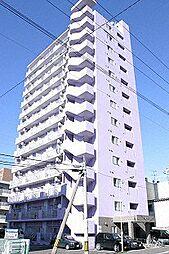e−ハウス[2階]の外観