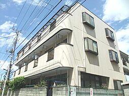 パークハイツ東綾瀬[3階]の外観