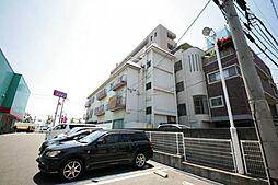 コーポ柴田[202号室]の外観