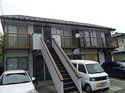 コーポ熊谷[102号室]の外観