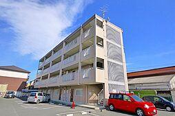 奈良県奈良市東九条町の賃貸マンションの外観