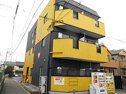 大阪府堺市西区浜寺石津町中5丁の賃貸マンションの外観