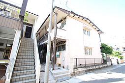 愛知県名古屋市瑞穂区関取町の賃貸アパートの外観