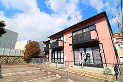 兵庫県神戸市垂水区星陵台4丁目の賃貸アパートの外観