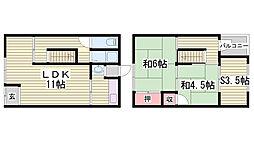 播磨高岡駅 4.5万円