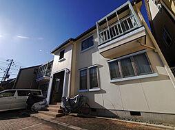 兵庫県神戸市東灘区甲南町4丁目の賃貸アパートの外観