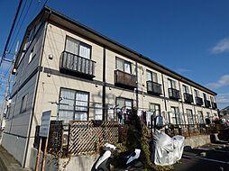 [テラスハウス] 埼玉県越谷市東大沢2丁目 の賃貸【/】の外観