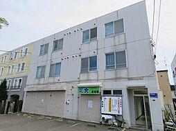 北海道札幌市西区山の手三条3丁目の賃貸マンションの外観