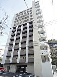 福岡県北九州市八幡東区白川町の賃貸マンションの外観
