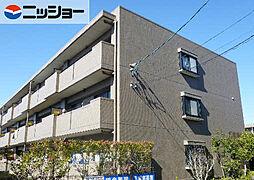 ピアネーズ神ノ倉A棟[1階]の外観