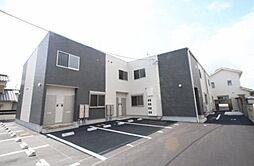 岡山県岡山市南区福吉町の賃貸アパート