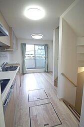 恵比寿2丁目 戸建 3LDKの居間