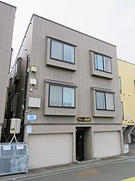 フラット・J麻生B棟[1階]の外観
