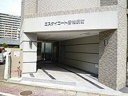 福岡県福岡市東区香椎駅前2丁目の賃貸マンションの外観