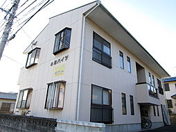 ハイツ小田[201号室]の外観