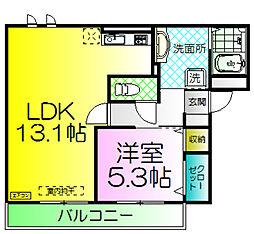 ゴールドラッシュ[3階]の外観