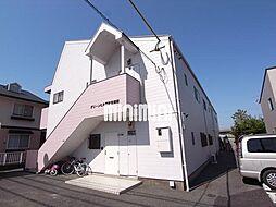 グリーンヒル観世II[1階]の外観