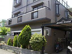 大阪府羽曳野市白鳥3丁目の賃貸マンションの外観