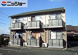 ドミール山田 A棟[2階]の外観