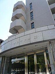 神奈川県川崎市高津区下作延7丁目の賃貸マンションの外観
