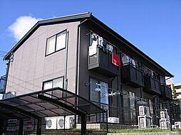 大阪府吹田市佐井寺1丁目の賃貸アパートの外観