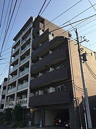 東京都大田区鵜の木1丁目の賃貸マンションの外観