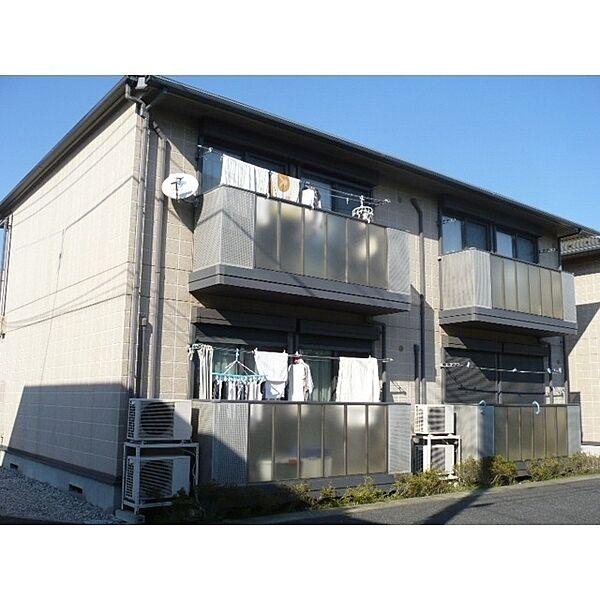 千葉県松戸市幸谷の賃貸アパート
