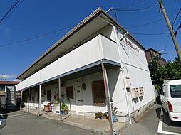 伊保高山ハイツI[1階]の外観