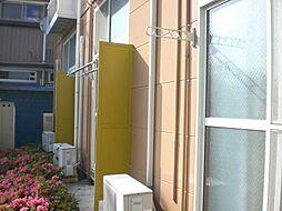 レオパレスSHIZU[2階]の外観