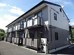 ニューシティ和田山[202号室]の外観