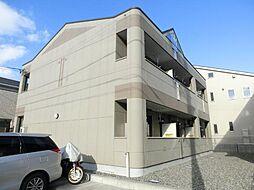 愛知県稲沢市下津小井戸1丁目の賃貸アパートの外観