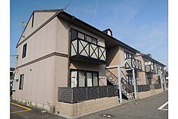 リバティーハイツ[2階]の外観
