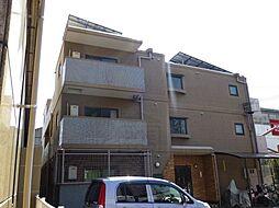 グリーンヒル江坂[1階]の外観