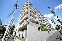 ヴィルヌーブ東戸塚プレジール[3階]の外観