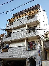 港晴しょみんハイツ[3階]の外観