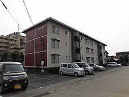 富士ハイツ[1階]の外観