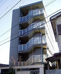 東京都世田谷区岡本3丁目の賃貸マンションの外観