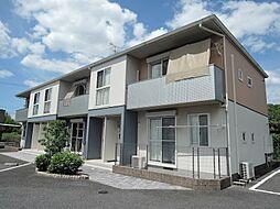 福岡県北九州市八幡西区馬場山東2丁目の賃貸アパートの外観