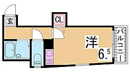 塩屋駅 3.8万円