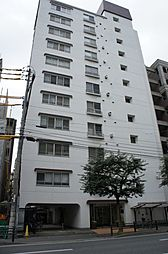 東カングランドマンション大濠パークサイド[1階]の外観